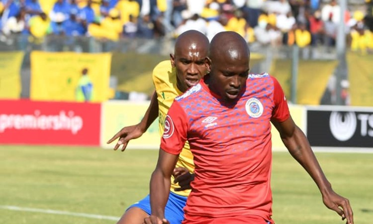Modiba back in from injury