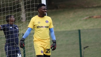 Q and A with SSU keeper Boalefa Pule